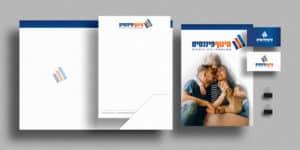 חבילת מיתוג וניירת למינוף פיננסים
